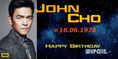 Spotlight: John Cho