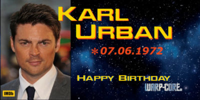 Spotlight: Karl Urban