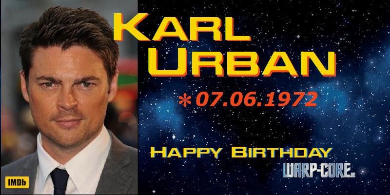 Spotlight: Karl Urban