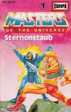 Masters of the Universe Sternenstaub Europa