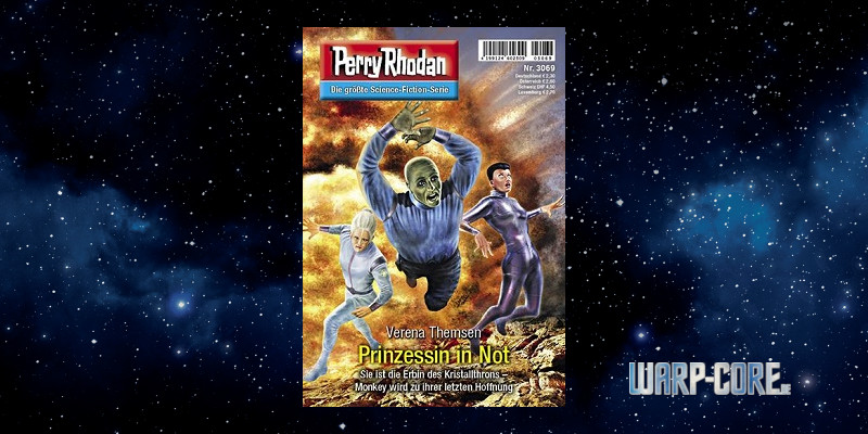 [Perry Rhodan 3069] Prinzessin in Not