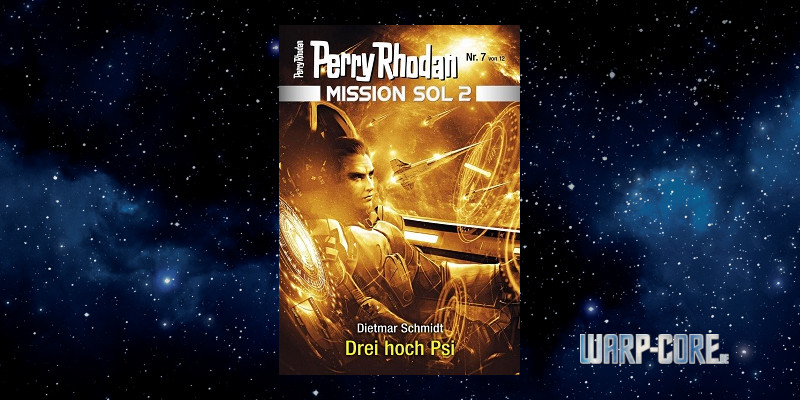 [Perry Rhodan Mission SOL 2 07] Drei hoch Psi