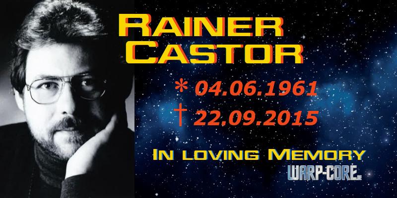 Spotlight: Rainer Castor