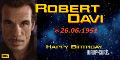 Spotlight: Robert Davi
