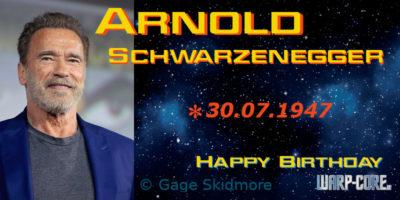 Spotlight: Arnold Schwarzenegger