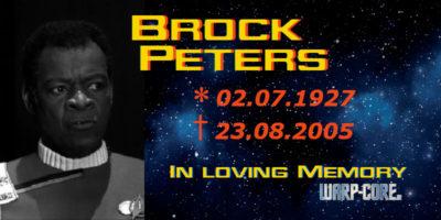 Spotlight: Brock Peters