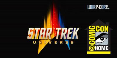 Comic-Con@Home 2020 – Star Trek ist dabei