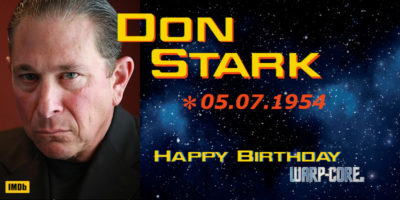 Spotlight: Don Stark