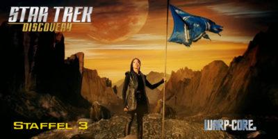 Star Trek Discovery Staffel 3 startet im Oktober