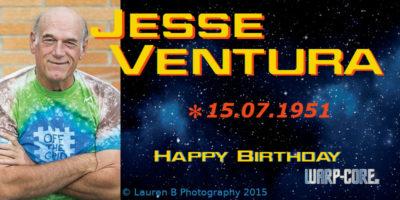 Spotlight: Jesse Ventura