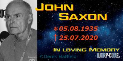 John Saxon verstorben