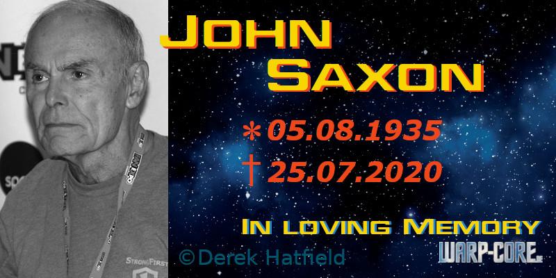 John Saxon