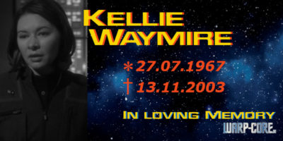 Spotlight: Kellie Waymire