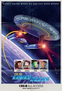 Star Trek Lower Decks Poster