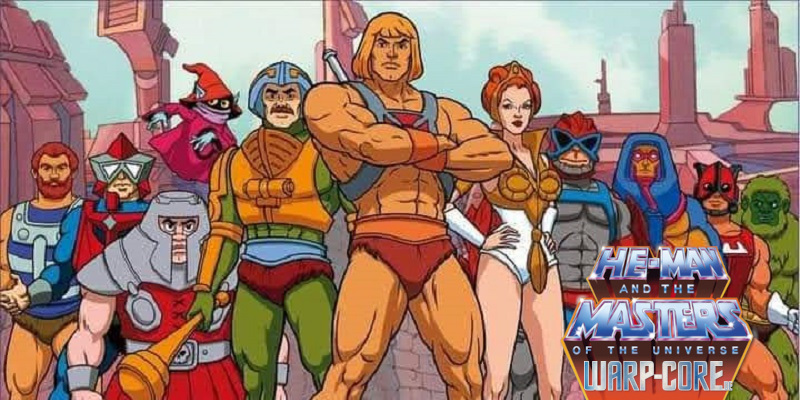 Masters of the Universe Classic Cartoon
