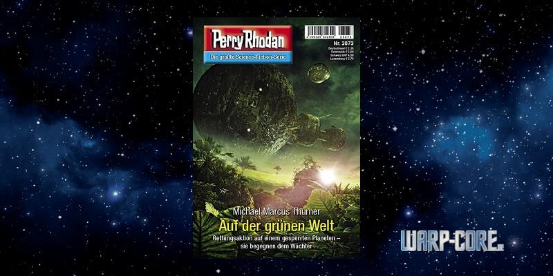 [Perry Rhodan 3073] Auf der grünen Welt