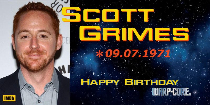 Spotlight: Scott Grimes