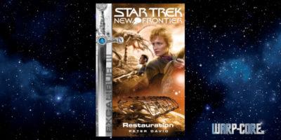[Star Trek – New Frontier 09] Excalibur: Restauration