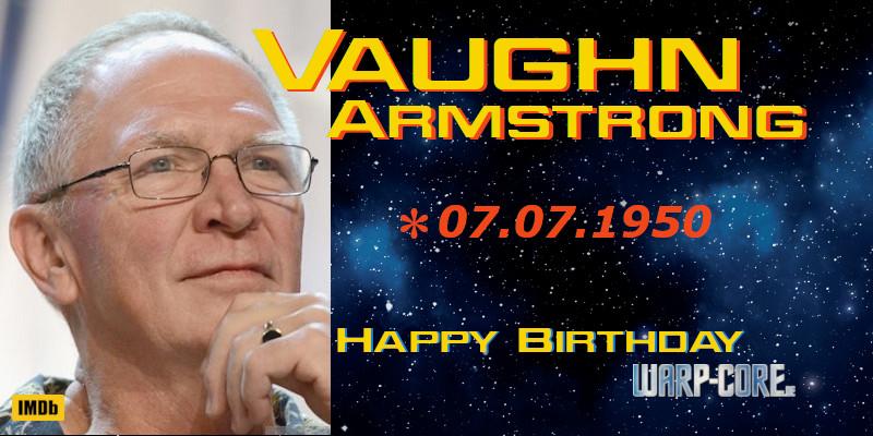 Spotlight: Vaughn Armstrong