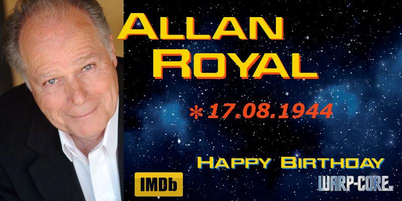 Spotlight: Allan Royal