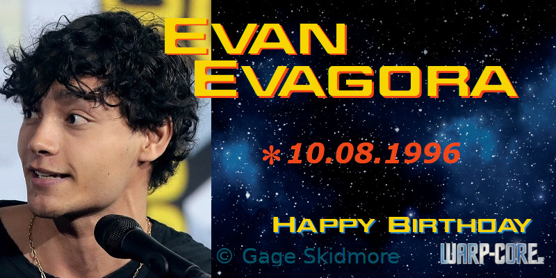 Spotlight: Evan Evagora