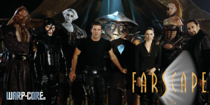 Farscape - Verschollen im All