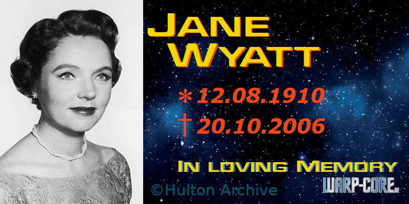 Spotlight: Jane Wyatt
