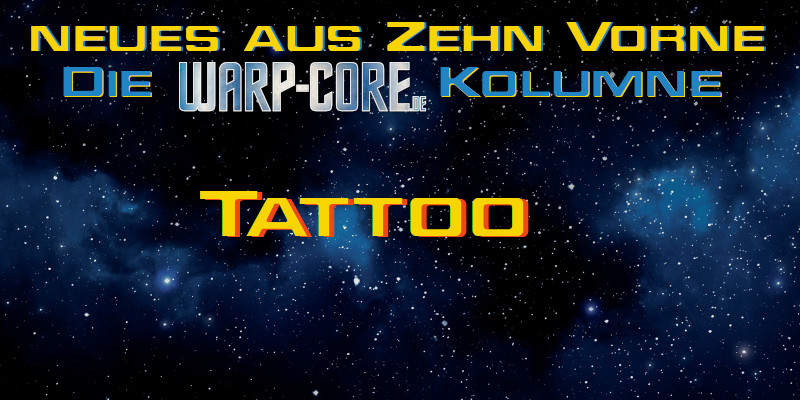 Perry Rhodan Tattoo Kolumne