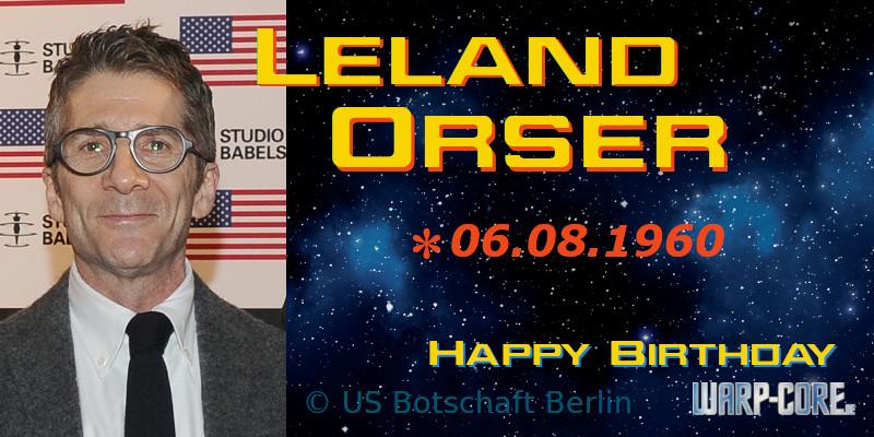 Leland Orser