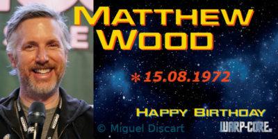 Spotlight: Matthew Wood
