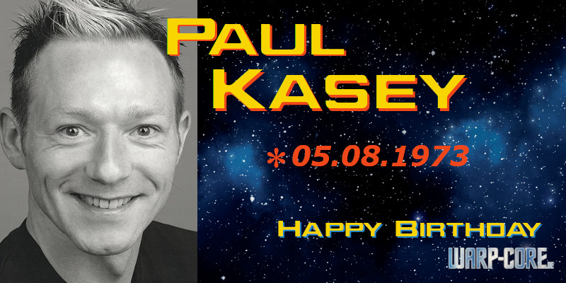 Spotlight: Paul Kasey