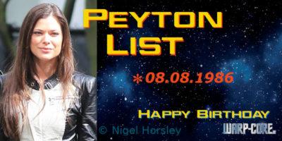 Spotlight: Peyton List