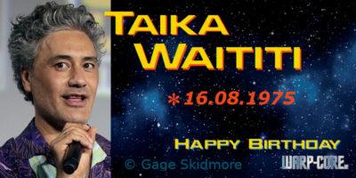 Spotlight: Taika Waititi
