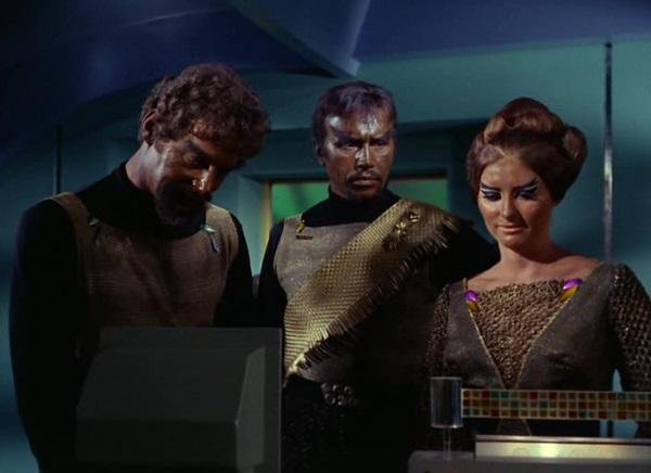 Star Trek TOS Das Gleichgewicht der Kräfte