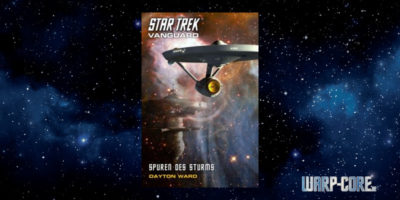 [Star Trek – Vanguard 09] Spuren des Sturms