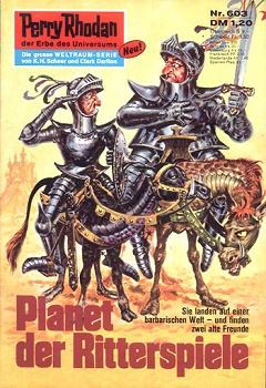 Planet der Ritterspiele