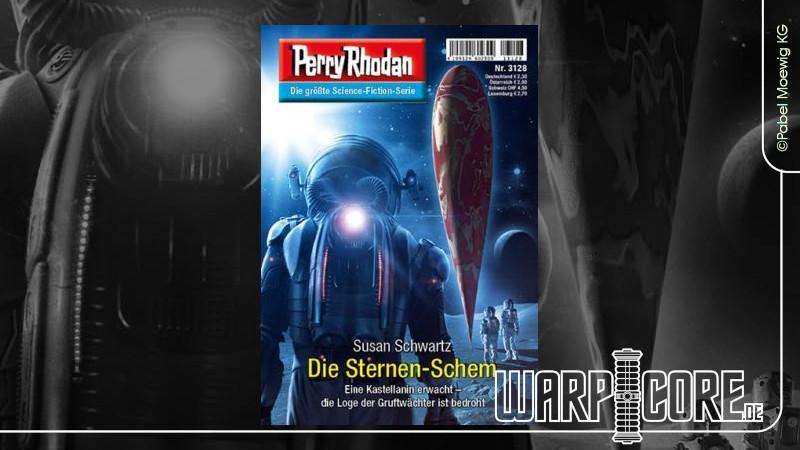 Review: Perry Rhodan 3128 – Die Sternen-Schem