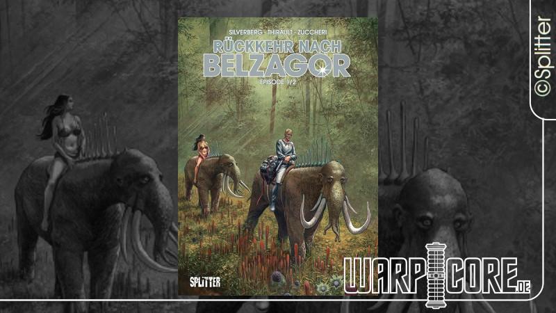 Review: Rückkehr nach Belzagor Band 1 & 2