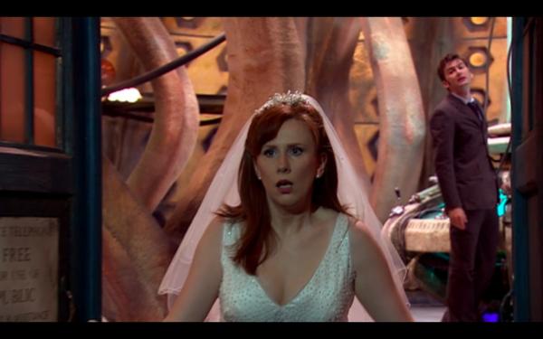 Die aufgelöste Braut