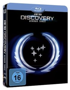 Discovery Staffel 3 Disc