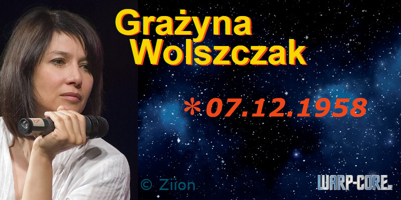 Spotlight: Grażyna Wolszczak