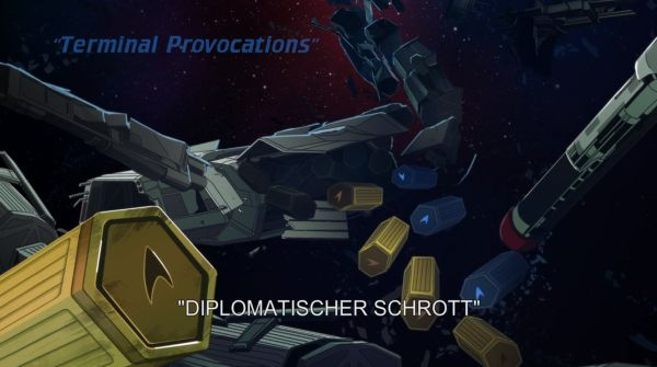 Diplomatischer Schrott