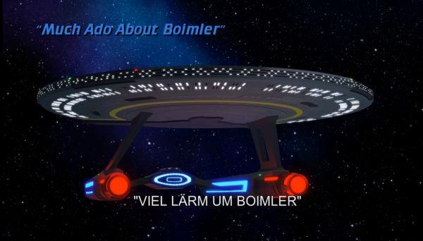 Viel Lärm um Boimler