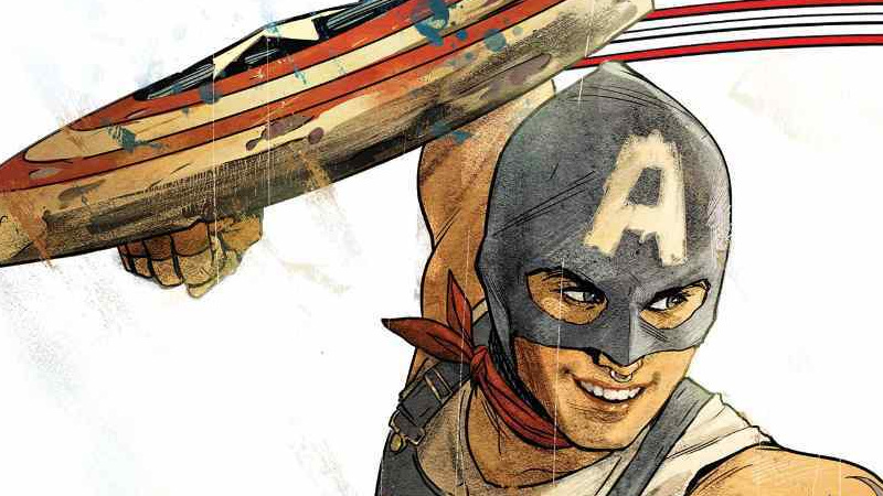 Marvel stellt neuen Captain America vor