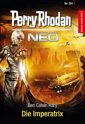 Perry Rhodan NEO 261 – Die Imperatrix