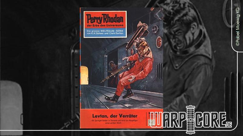 Review: Perry Rhodan 34 – Levtan, der Verräter