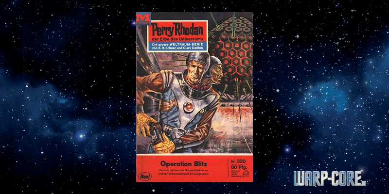 Perry Rhodan 320 Operation Blitz