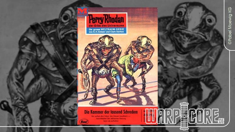 Review: Perry Rhodan 339 – Die Kammer der tausend Schrecken