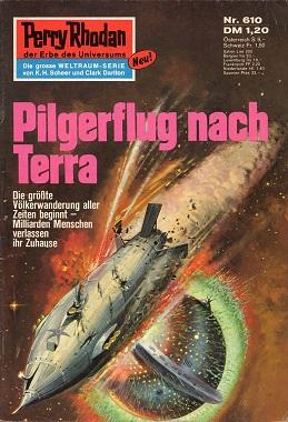 Pilgerflug nach Terra