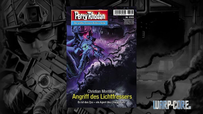 [Review] Perry Rhodan 3103 – Angriff des Lichtfressers